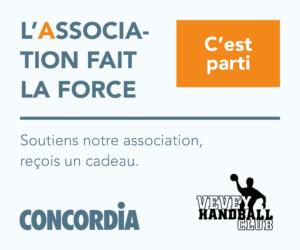 Concordia partenariat